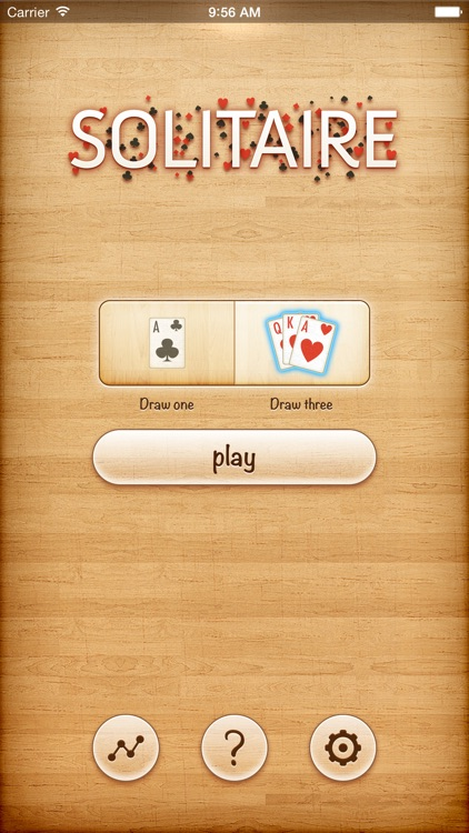 Solitaire the classic game screenshot-3