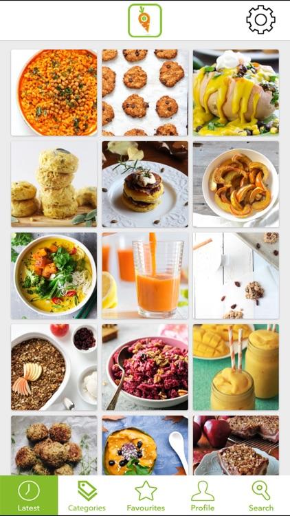 Finding Vegan app image
