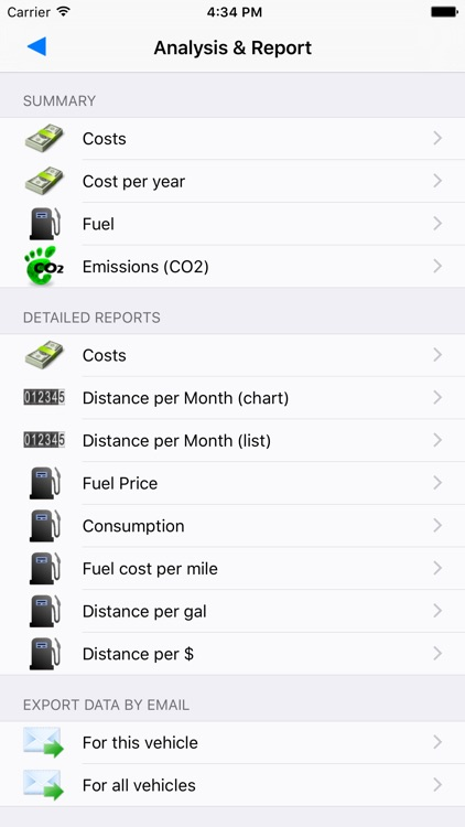 Car Manager : your Car or Bike, in your pocket screenshot-4
