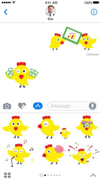 Little Chicken screenshot-3