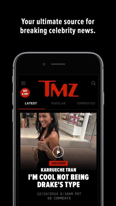 TMZ iPhone