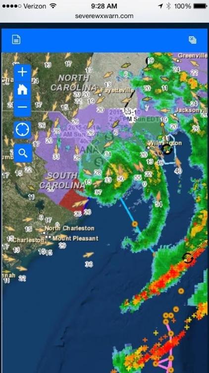 Hurricane Tracker Pro