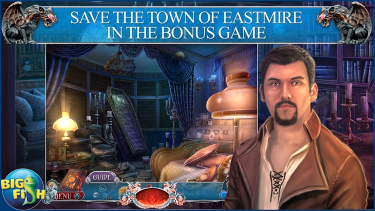 Myths of the World: Black Rose - A Hidden Object Adventure (Full) screenshot-3