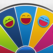 Jokes Roulette: Find out the funniest humour app icon