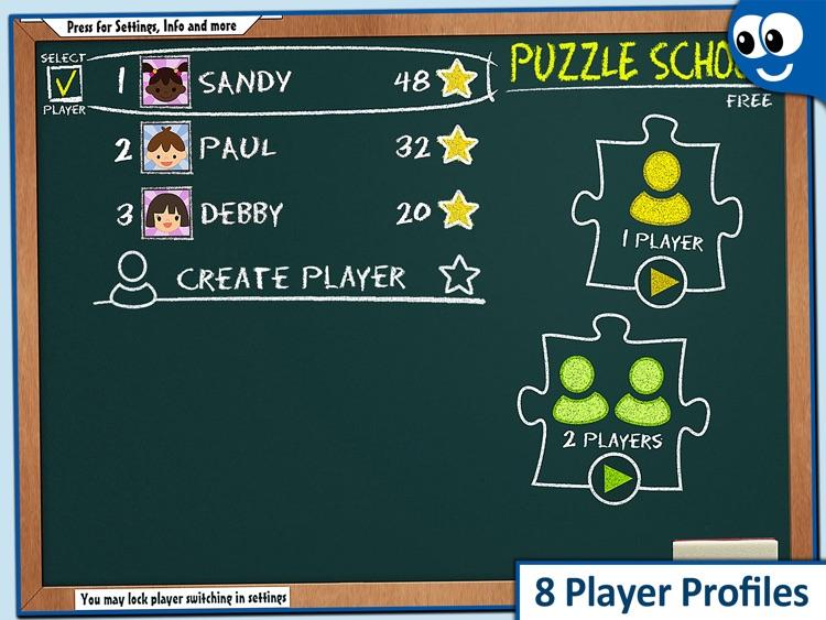 Kids' jigsaw Puzzles Lite screenshot-3