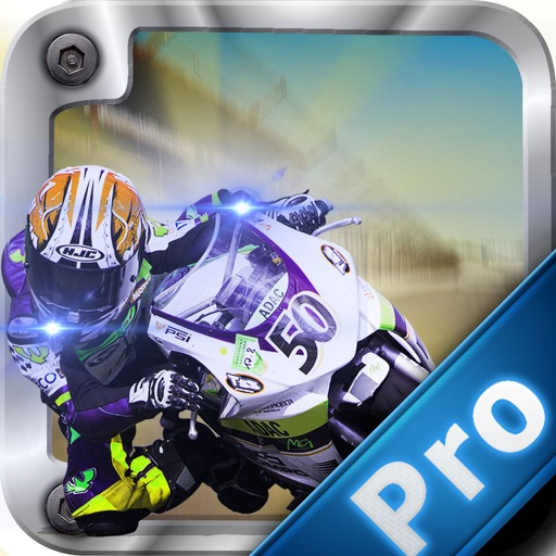 A Motorcycle Speedway Burning Pro - Speed Unlimited