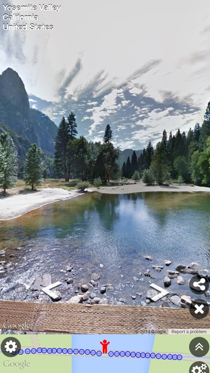 Explorer for Google Street View™ Highlights