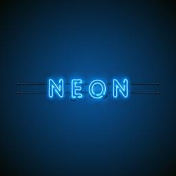Neon Objects