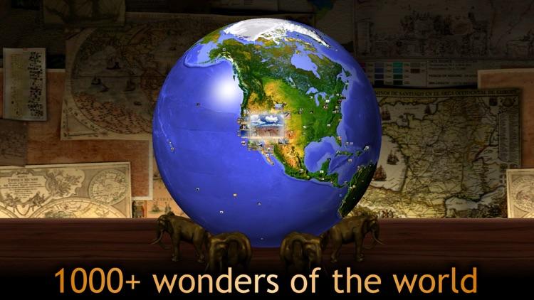 Geo Walk: World Factbook & Natural Science for Kid