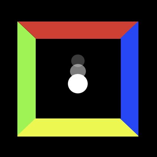Color Cubee Icon