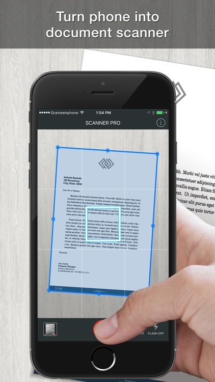 Scan Documents - Photo Scanner to Pdf & Scan Docs