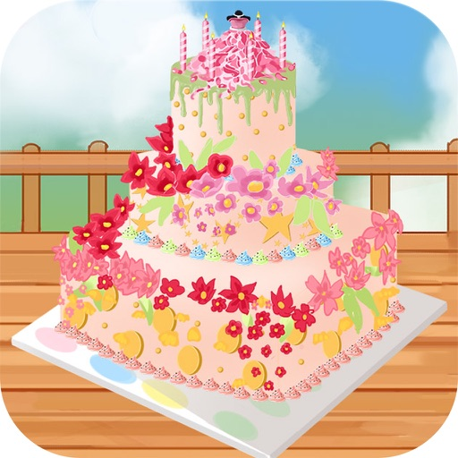 Pretty Birthday Cakes By Tang Jianlin