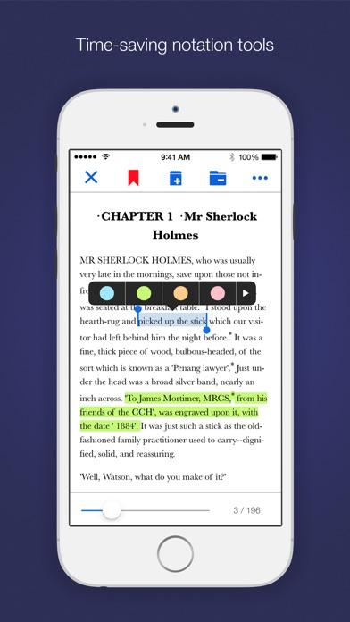 Questia Research review screenshots