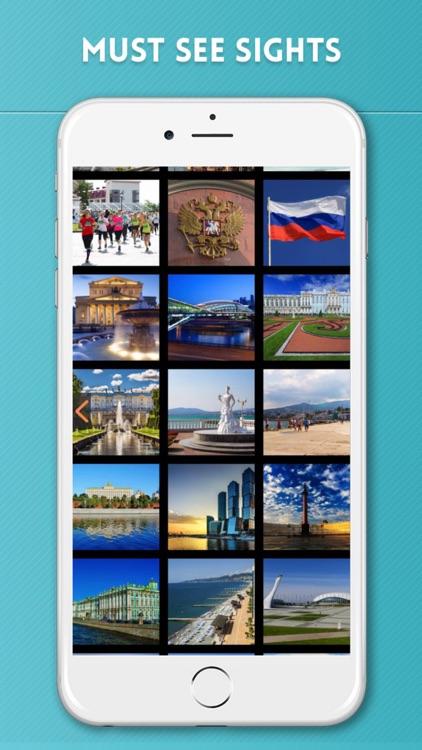 Russia Travel Guide and Offline Street Map screenshot-3