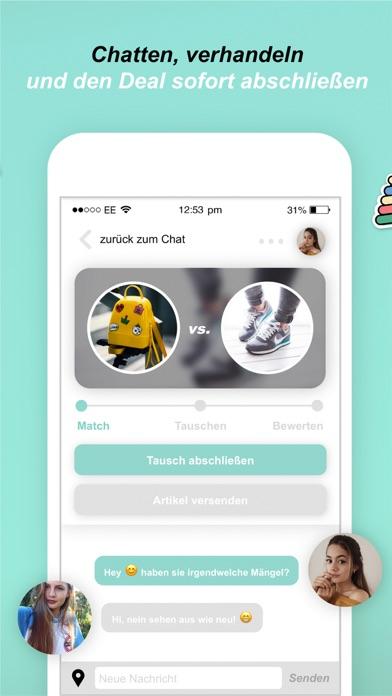 Swapper: Matchen & TauschenScreenshot von 4