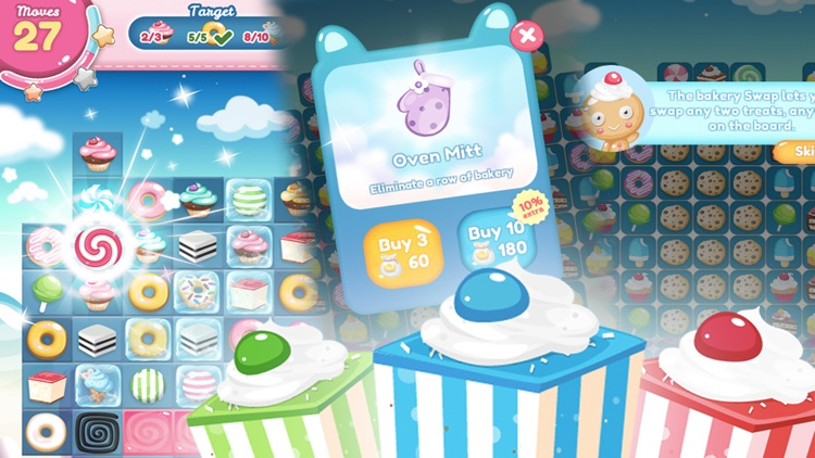 Pop Cookie Candy Mania screenshot-3