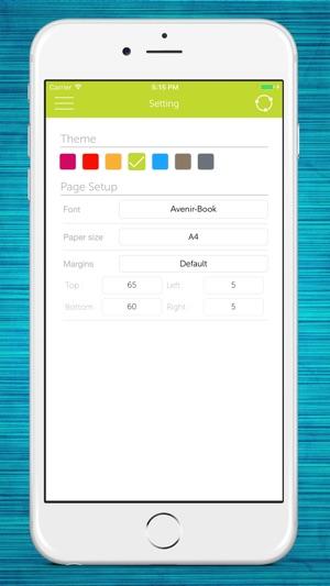 Cv Maker Pro Resume Designer With Pdf On The App Store