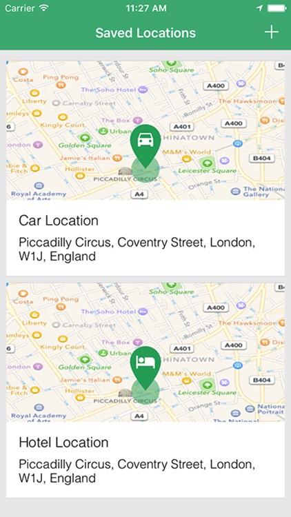 Save Locations screenshot-3