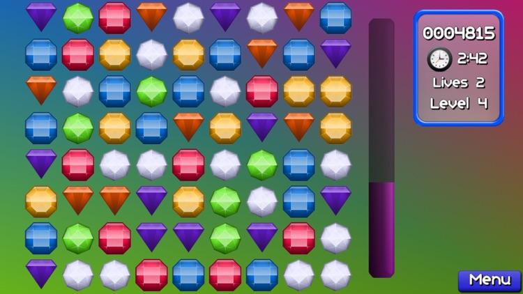 Jewel Match Jam : Pop and blast out 3 gems mania!