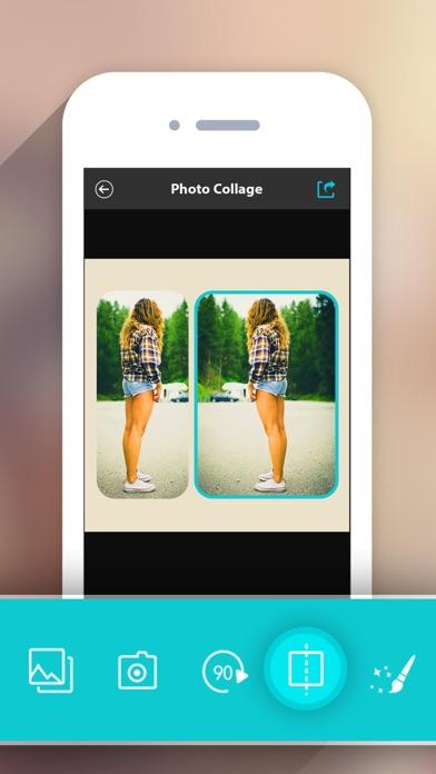 Photo Collage HD Pro – Pic Frame Maker Grid Editorのおすすめ画像2