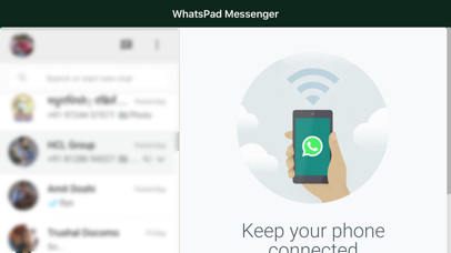download Dual Messenger - Pro - for iPad Whatsapp Edition apps 0