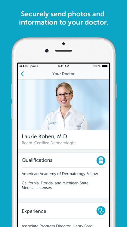 Spruce - your online dermatologist by Spruce Health