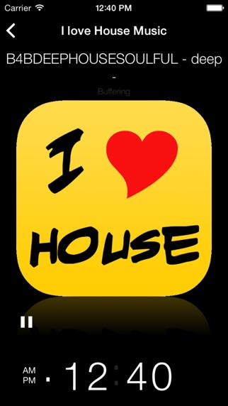 テクノハウスミュージックのラジオFM - 私は家を愛しのおすすめ画像1