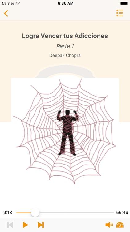 Logra vencer tus Adicciones - Deepak Chopra