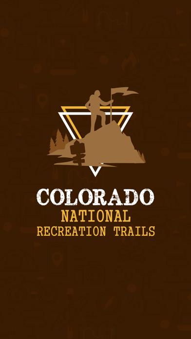 Colorado Trails screenshot one