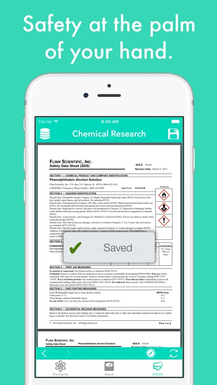 Nucleon - Chemistry Assistant screenshot-4