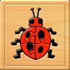 Les enfants insectes Jigsaw Puzzle jeu de mémoire - Espace Pty Ltd