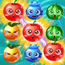 Fruit Link Blast Bubble Pop!