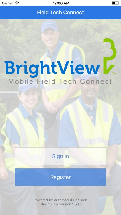 Brightview Field Tech Connect