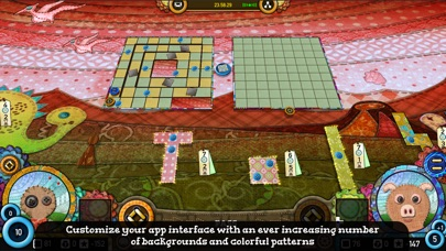 Screenshot #8 for Patchwork The Game