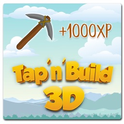 Tap 'n' Build 3D  -  Tap Craft
