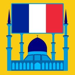 Temps de Priere France - أوقات الصلاة في فرنسا