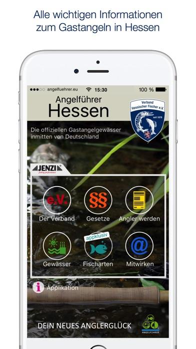 Angelführer Hessen screenshot one