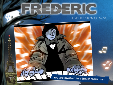 Frederic: Resurrection of Music Скриншоты7