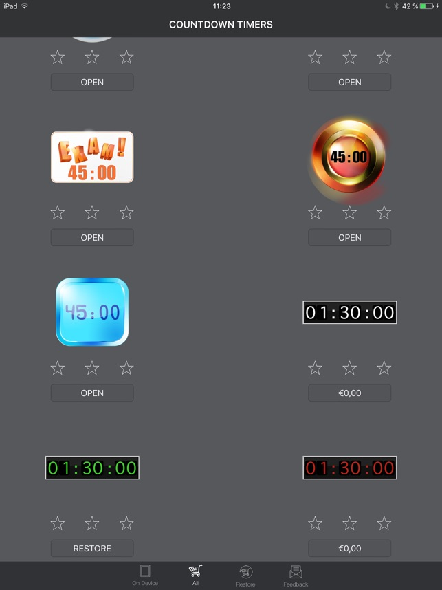 Countdown Timers For Keynote On The App Store