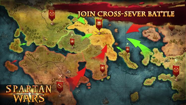 Spartan Wars screenshot-3