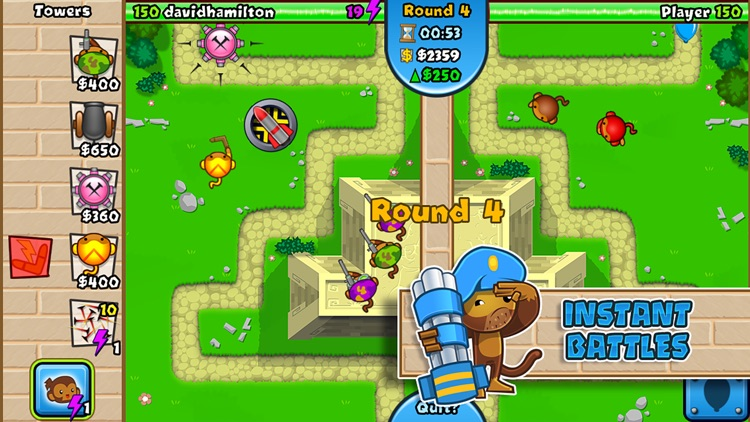 Bloons TD Battles screenshot-1