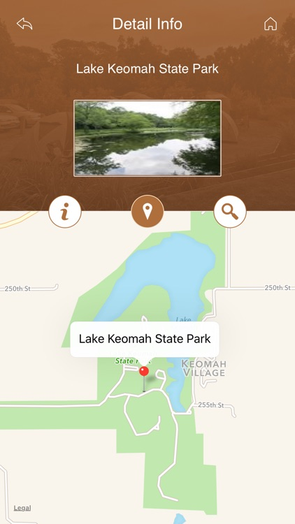 Iowa Campgrounds and RV Parks screenshot-3