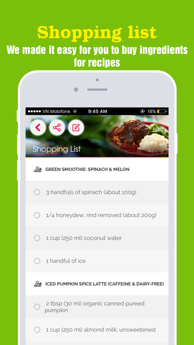 Yummy Smoothie ~ Best of green smoothie recipes screenshot three