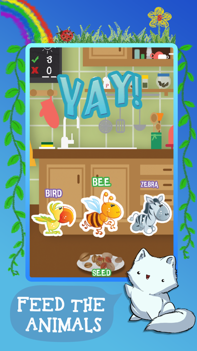 My First Animals - Fun Game for Boys and Girls screenshot two