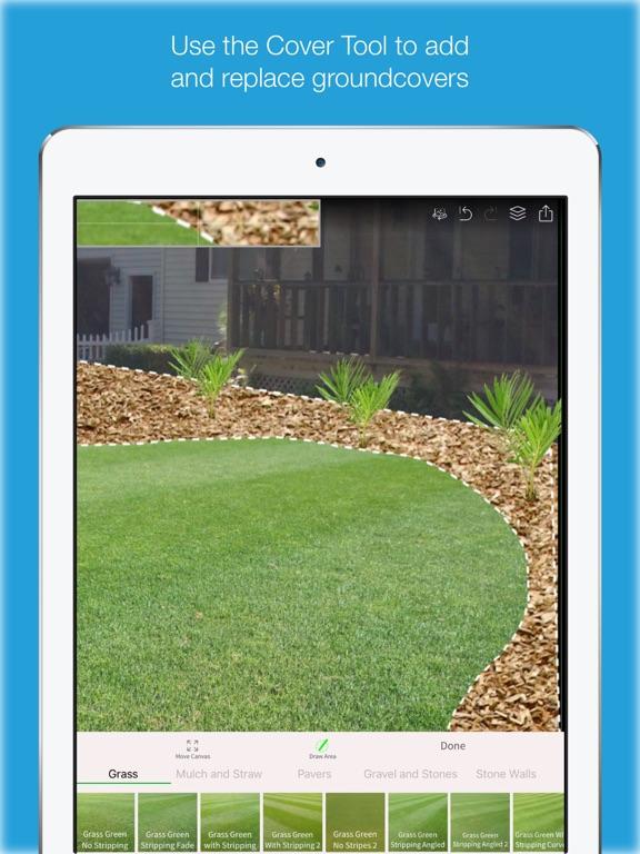 Iscape landscape designs app price drops screenshot 2 for iscape landscape designs malvernweather Choice Image