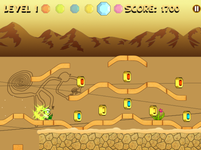 Ben Jones 3 - The Young Archaeologist at the Nazca Lines in Peru - Running and Jumping Obstacles Gam..., game for IOS