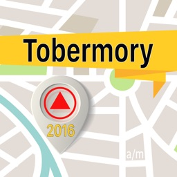 Tobermory Offline Map Navigator and Guide