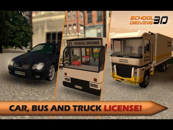 Скачать игру School Driving 3D