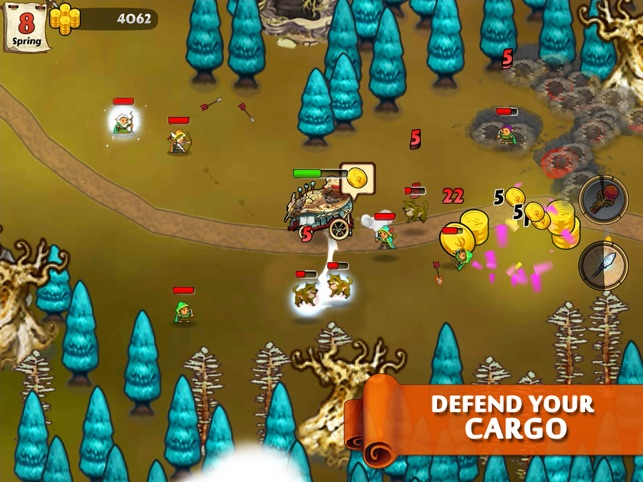 Wizards and Wagons Screenshot