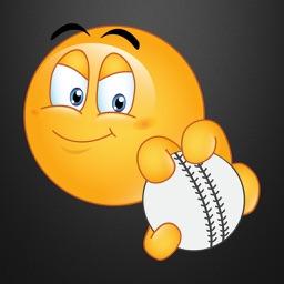 Cricket Emoji Stickers